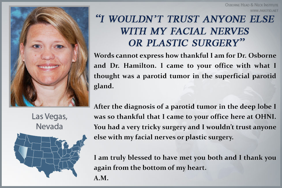 nevada parotid surgeon